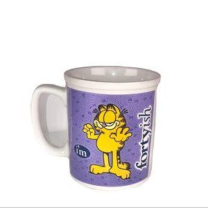 Garfield 1978 vintage Coffee Cup